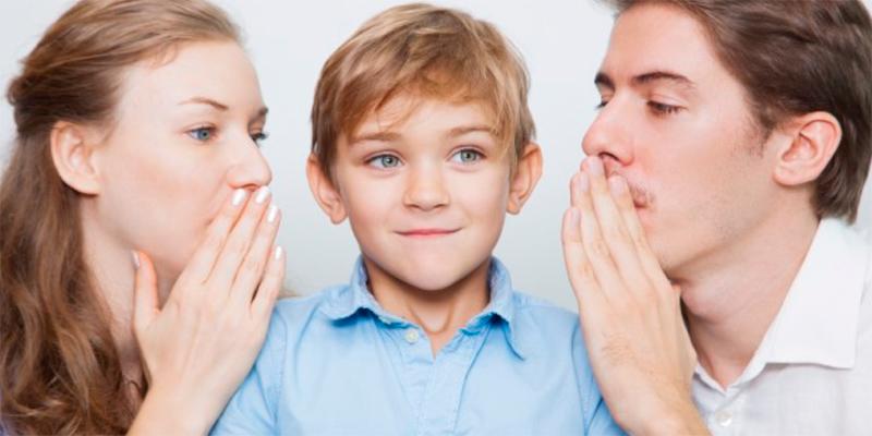 Mi pareja y yo nos vamos a separar, ¿cómo se lo decimos a los niños?